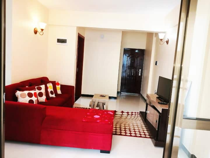 work from home 1 bedroom apartment kileleshwa
