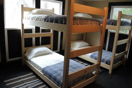 Charming Hostel geared for Cyclist - Irwinton - Yatakhane