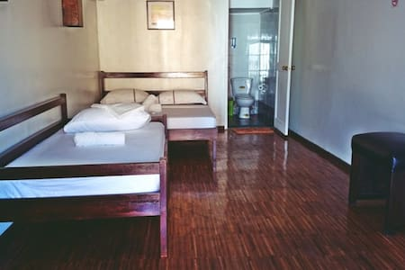 Private Room in Boracay - マレー