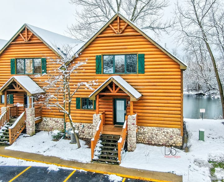 Beautiful Cabin near Starved Rock
