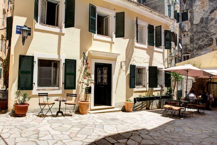 Prospero's House