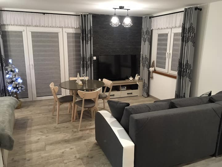 Apartament nr 1 - Poronin