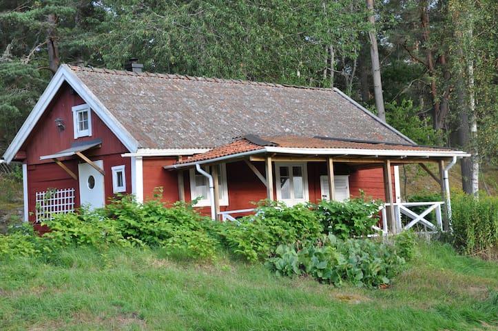 Countryside summerhouse near Vänern