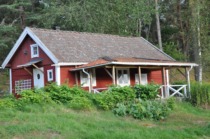 Countryside summerhouse near Vänern