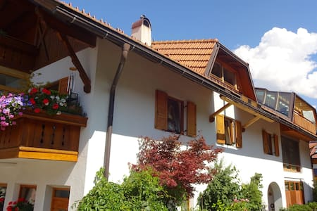 Bio.top.Appartement-Dolomiten KRONPLATZ - BIATHLON - Rasen-Antholz - อพาร์ทเมนท์
