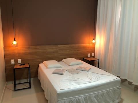 Hotel Beira Rio (Unidade Luxo 2C1)