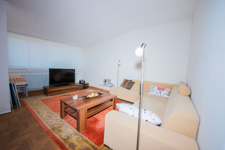 Charming penthouse in Bruneck city - Bruneck - Apartamento
