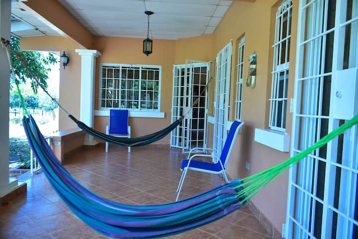 Comfortable Country Home near Beaches - Guarare