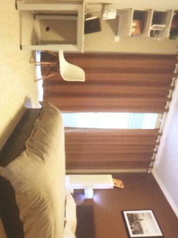 Quiet and comfortable, fresh air - 曼彻斯特 - Appartement