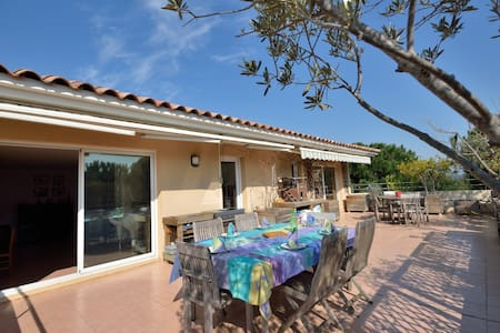 large and quiet apartment  - Biot - Wohnung