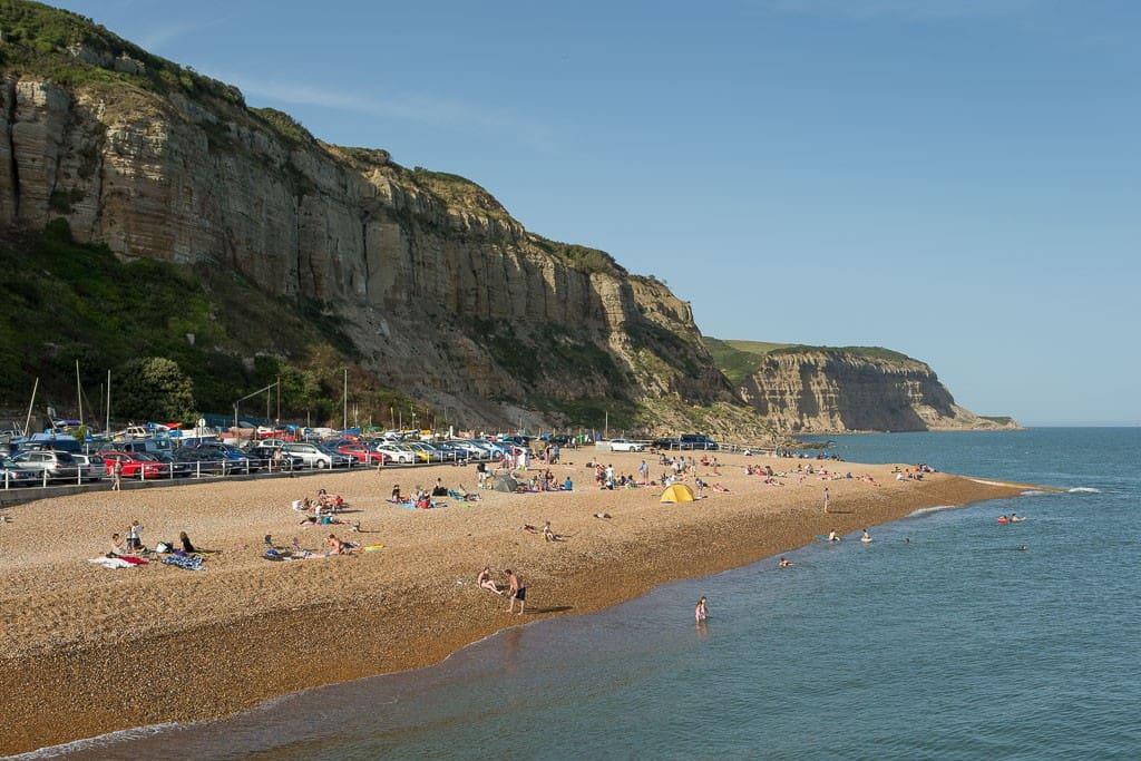 East Cliff Beach