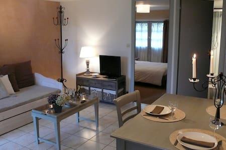 Appartement 2/4 personnes-terrasse - Mont-Dol