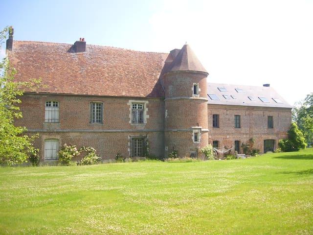 charmante maisonnette de campagne - Freulleville - House