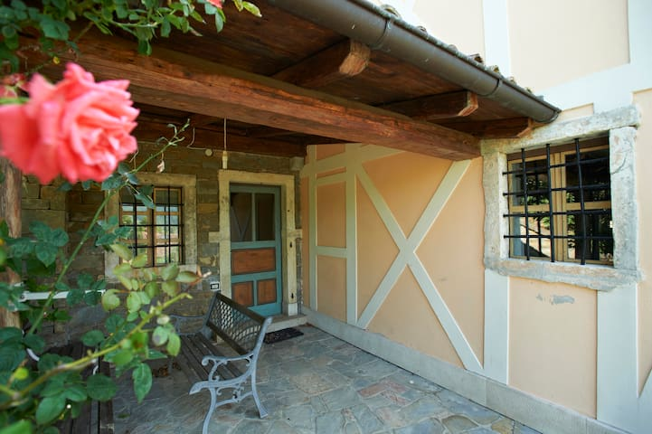 Charming Istrian Villa - Strunjan - Villa