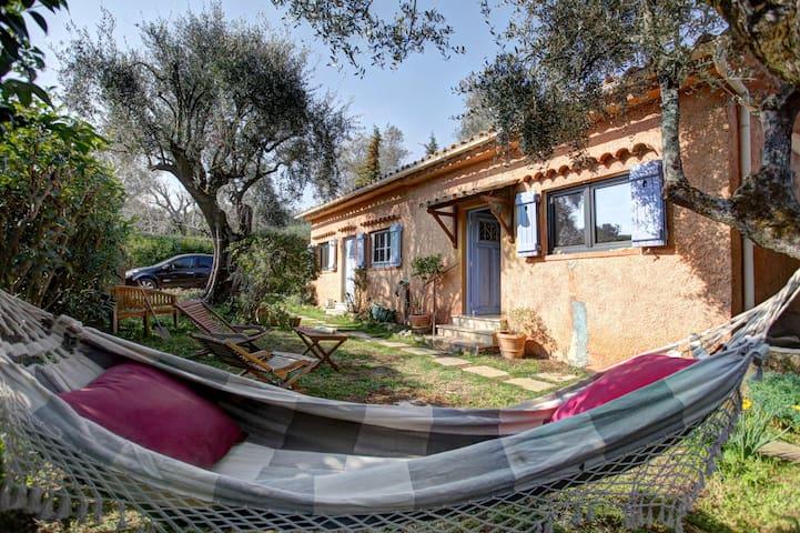 Maison de charme avec  Jardin - Roquefort-les-Pins - House