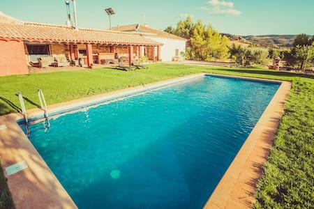 El Palomar-Finca & SPA Vereda Real - Alcaraz