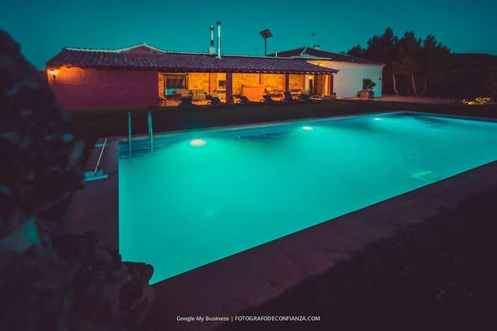 El Palomar-Finca & SPA Vereda Real