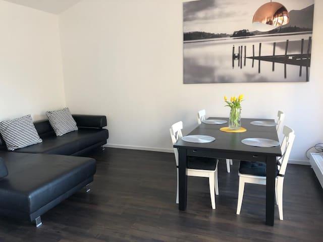 Cozy apartment in the heart of Bonn-Bad Godesberg