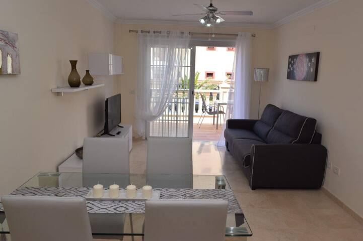Lovely and confortable with terrace - WI FI free - Palm-Mar