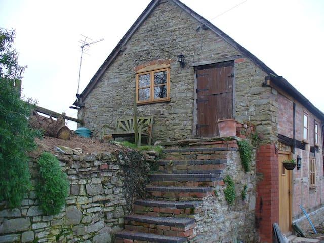 brook house farm flat - leominster