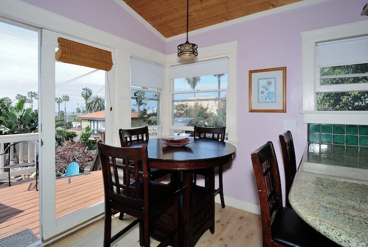 Charming cottage -- ocean breeze