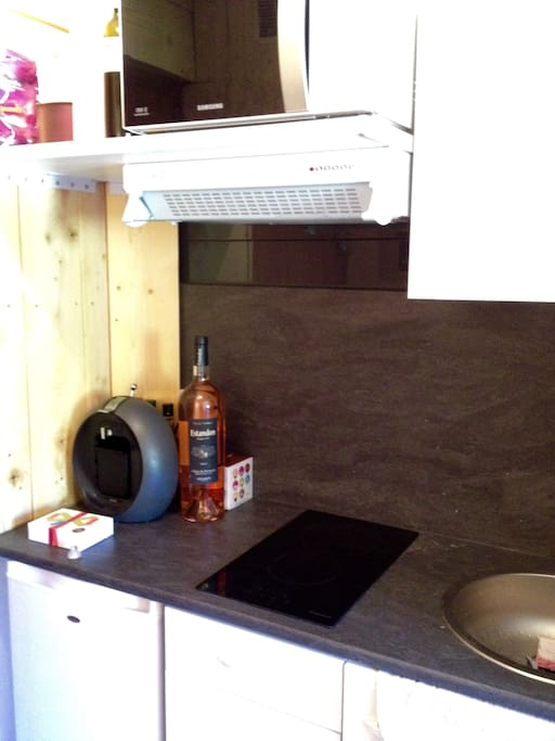 studio centrale la montagne apartments for rent in. Black Bedroom Furniture Sets. Home Design Ideas