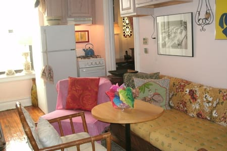 Our NY home, Greenwich Village apt - New York - Apartment