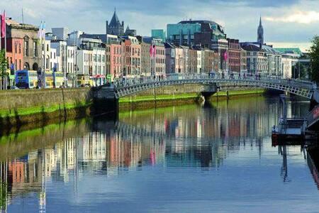 Home in the heart of Dublin 1BD Apt - Dublin - Apartment