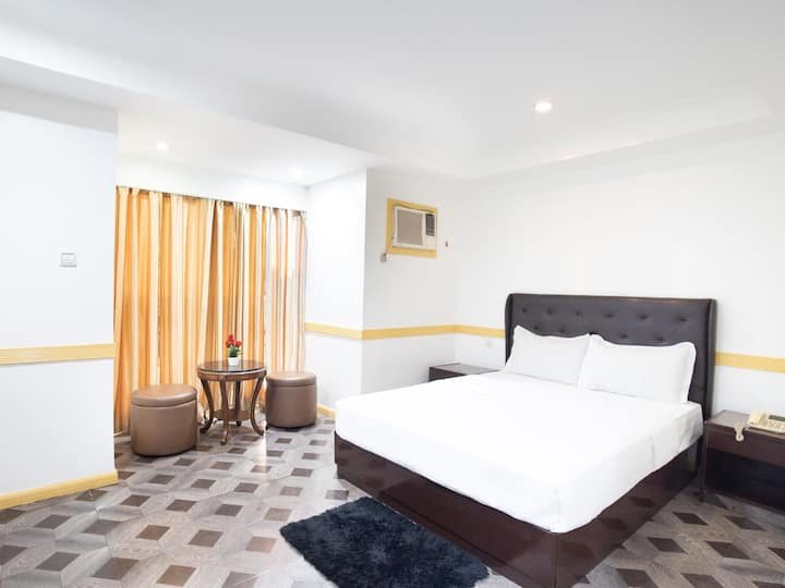Standard double In White Palace Hotel