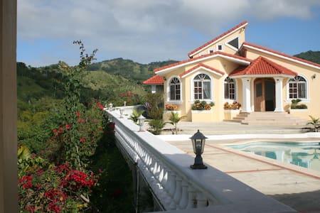 Mountain View Villa - Santiago de los Caballeros - วิลล่า