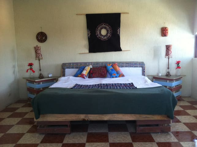 Summer deals outside Antigua 11km - Santo Tomás Milpas Altas - Appartement