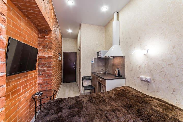 Апартаменты на Съезжинской №4