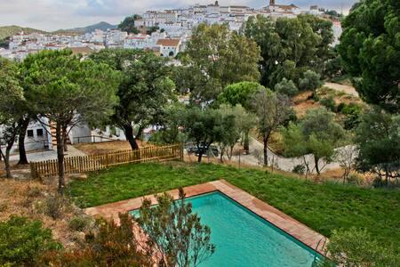 Lujoso apto. rural de 1 dormitorio - Alcalá de los Gazules - Apartmen