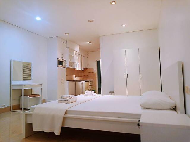 Markland Condo #2616 馬克蘭共管公寓位於芭堤雅海灘的最佳位置
