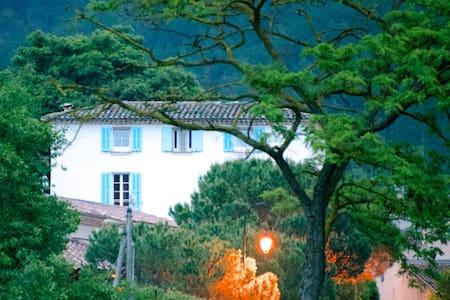 Romantisches Maison de Mathilde/Provence - Propiac