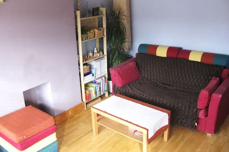 STYLISH AND COSY TWO BED APARTMENT