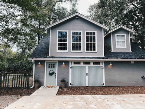 Lufkin Three Pines Carriage House