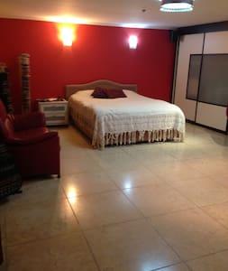 Private suite in a luxury villa - Herzliya - Bed & Breakfast