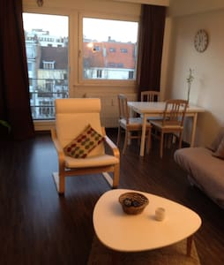 Cosy flat with terrace