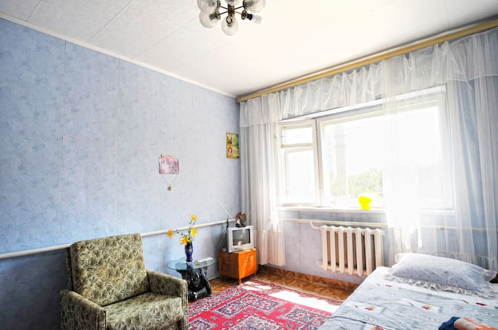 Cosy room in a house, Dorogozhichi - Kiev