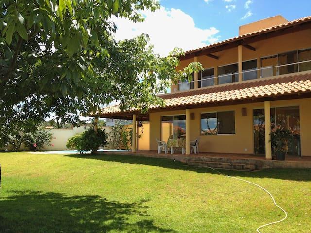 Casa de Luz, villa in Abadiania, GO, Brazil