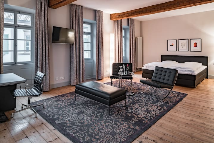 loftartiges Apartment in Klosterhof - K1 - Stetten - Loft