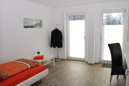 Cozy & Modern Single Room - Friedrichshafen