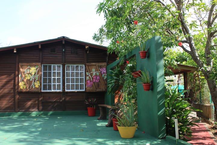 Casa Ingrid - A cosy cottage -  - San Andrés Isla - Dom