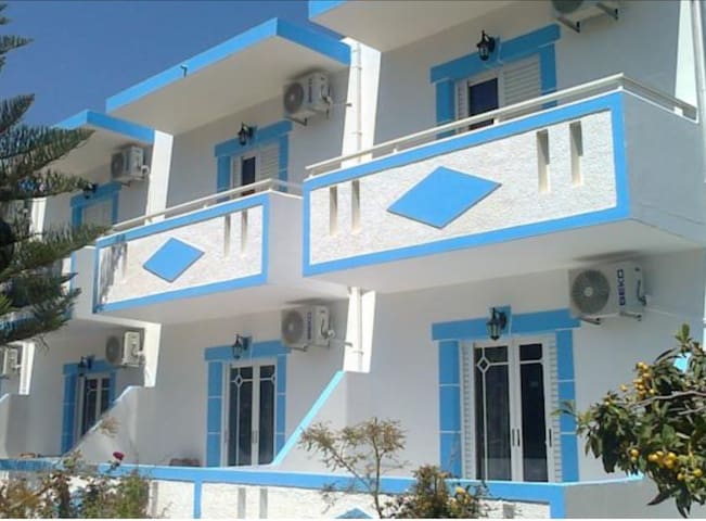 Apartments into the nature and sea! - Kefalos - Flat