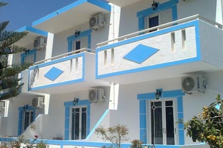 Apartments into the nature and sea! - Kefalos - Apartemen
