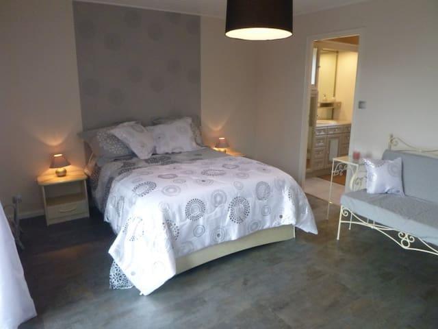 Chambre individuelle à Soullans en Vendée. - Soullans - 旅舍