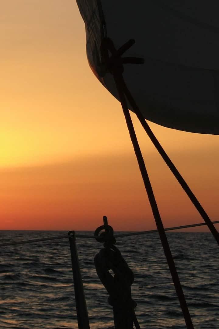 puestas de sol maravillosas