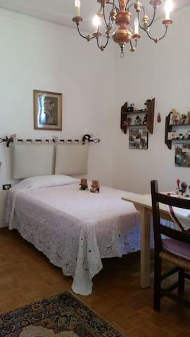 Due camere private in Villa - Le Corti - วิลล่า