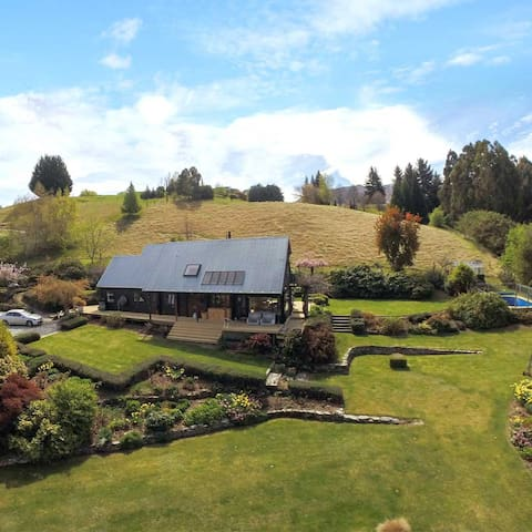 Mountain View Lodge - Dalefield - Huis